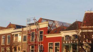 dakreparatie in Leiden