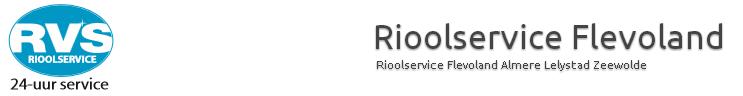 Rioolservice Flevoland