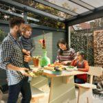 Thuiswerken in je tuinkamer